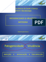 patogenicidade&virulência