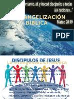 La Evangelización Bíblica