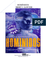 Sawyer Robert J - Hominidos
