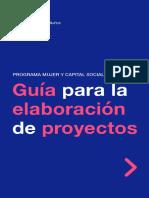 Guia Elaboracion de Proyectos VF