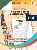 Manual Elaboracion de Curriculum 1