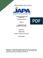 Formacion y Desarrollo de Directivo 2