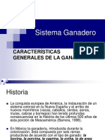 Sistemas Ganaderos en Mexico