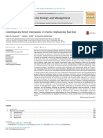 Stanturf Etal 2014_Forest Restoration Concepts_REVIEW