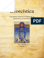 Padre José Antonio Fortea - Exorcistica(1)
