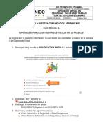 Guía Del Estudiante - Sst Módulo 2