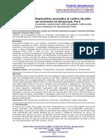 Nematodos Fitopárasitos Asociados Al Cultivo de Piña