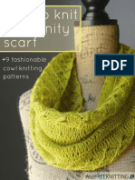How to Knit an Infinity Scarf  9 Fashionable Cowl Knitting Patterns.pdf