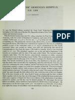The Awag vank' armenian gospels, A.D. 1200-C. J.F. Dowsett.pdf