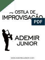 Apostila de Improvisação - Ademir Junior