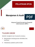 17. Manajemen & Audit Ppi Di Cssd