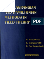 New Lagrangian Fieldtheory