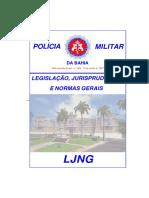 Ljng004 - Regulamenta o Proerd Na Pmba