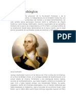 Biografia George Washington