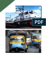 Alat Transportasi Di Indonesia