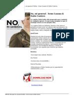descargar-no-mi-general-irene-lozano-zaida-cantera-Online.pdf