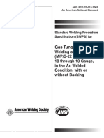 AWS B2.1-22-015 - 2002 SWPS GTAW of of Aluminum (MPS-22 to MPS-22), 18 through 10 Gauge.pdf