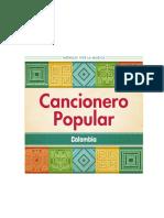 Cancionero Popular Colombia PDF