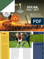 Analisis Tactico Final Europa Legue 2017