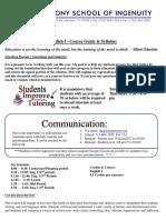 lara 2017 - 2018 syllabus