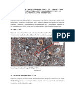 Organizacion Del Proyecto Centro Comunal Sebastian Pagador