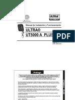 Manual Vehiculo Alarma Ut 5000a II