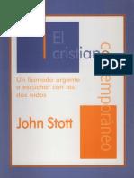 John Stott EL CRISTIANO CONTEMPORANEO (V 2.0).pdf