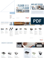 ED933R5 Floor Box Brochure