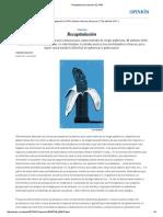 Recapitulación _ Opinión _ EL PAÍS