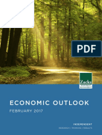 Zacks Economic Outlook February 2017
