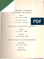 GUARDINI, R., La Esencia de La Concepcion Catolica Del Mundo, UNAM, Mexico, 1957