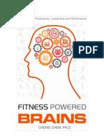 Fitness Powered Brains