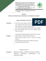 8.2.1 Ep 1 SK Penilaian Dan Pengendalian Penyediaan Dan Penggunaan Obat.docx