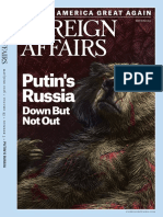 Foreign Affairs May - June 2016