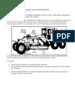 Maquinaria Motoconformadora 4.8