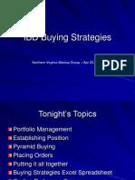 IBD Buying Strategies