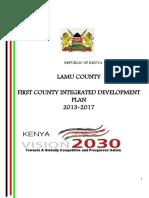 Lamu-CIDP 2013-2017