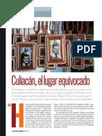 Culiacán, El Lugar Equivocado
