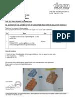 Quotation-113- AHP-cvr Switch Hole ECI