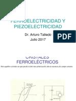 15piezoelectricidad y Ferroelectricida