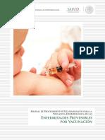 Manual de Procedimientos Estandarizados - Enfermedades Prevenibles por Vacunación.pdf