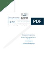 CCNA Brochure