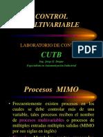 Control Mimo
