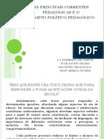 asprincipaiscorrentespedaggicas-140509103238-phpapp01.pptx