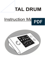 Drum Fame Dd502 II