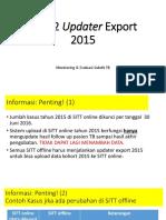 Petunjuk-Update-Export 2015-dadang.ppt