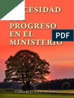 Necesidad Del Progreso en El Ministerio