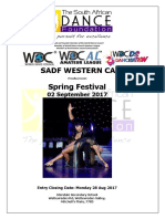 SADF WC Spring Festival Entry Form 02 Sep17_Glendale