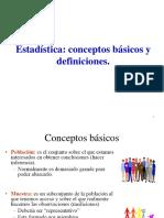 Estadística. Consceptos básicos y definiciones.pdf
