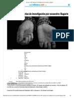 En Junio, 136 Carpetas de Investigación Por Secuestro_ Bugarín